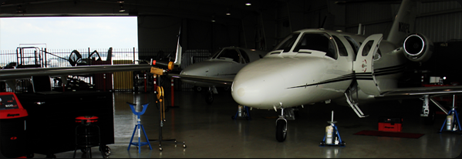 Mobile Corporate Jet Repair Service Knoxville TN